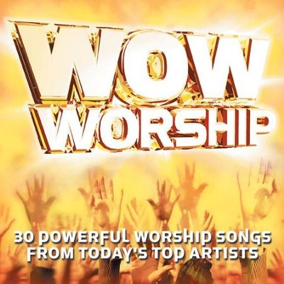 WOW Worship (Yellow) CD  -     By: Various Artists