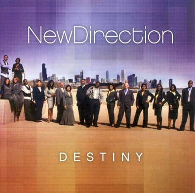 Destiny CD   -     By: New Direction