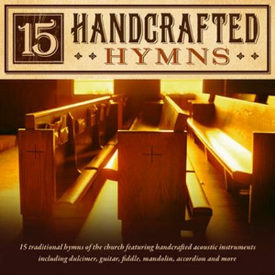 15 Handcrafted Hymns   -     By: Craig Duncan