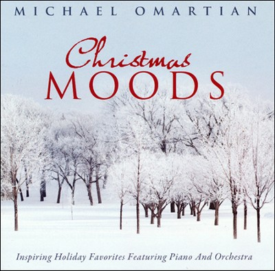 Christmas Moods: Inspiring Holiday Favorites Featuring Piano and Orchestra  -     By: Michael Omartian