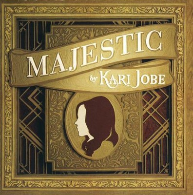 Majestic, CD   -     By: Kari Jobe