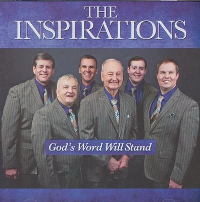 God's Word Will Stand  -     By: The Inspirations