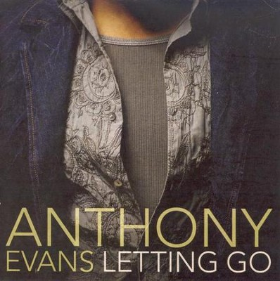 Letting Go CD   -     By: Anthony Evans