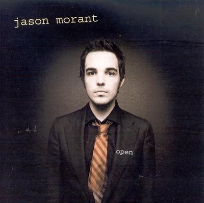 Open, Compact Disc [CD]   -     By: Jason Morant