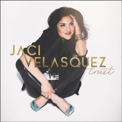 Trust (English/Spanish), 2 CD Set   -     By: Jaci Velasquez