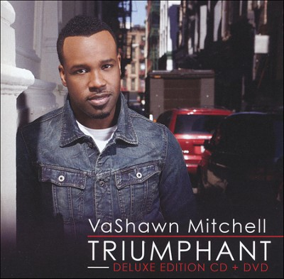 Triumphant (Deluxe Edition)   -     By: VaShawn Mitchell