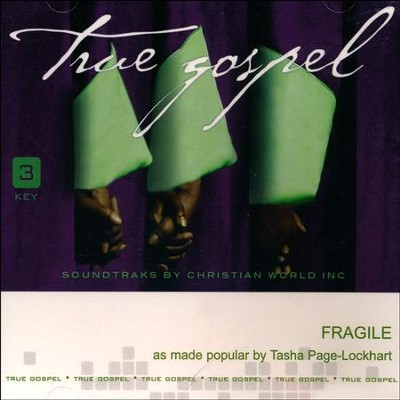 Fragile, Acc CD   -     By: Tasha Page-Lockhart