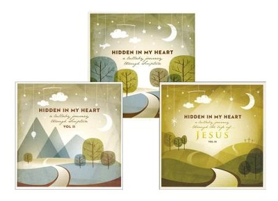 Hidden in My Heart, Volumes 1-3 CD-Set   -