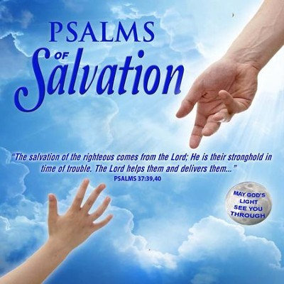 Psalms of Salvation, CD  -     By: David & The High Spirit