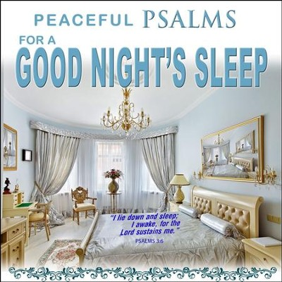 Peaceful Psalms for a Goodnight's Sleep - 2, CD  -     By: David & The High Spirit