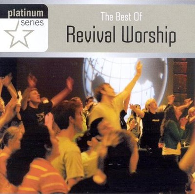 The Best of Revival Worship CD  -