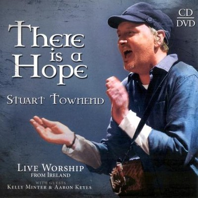 There Is A Hope CD   -     By: Stuart Townend