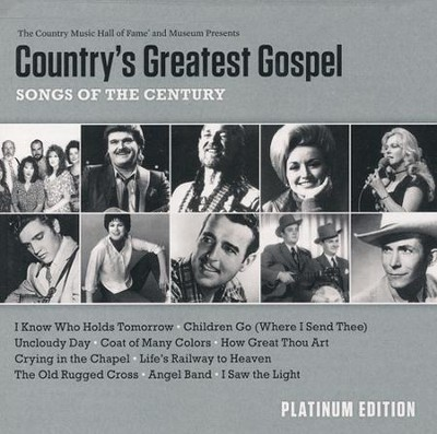 Country's Greatest Gospel: Songs of the Century, Platinum Edition  -