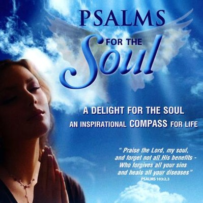 Psalms for the Soul, CD  -     By: David & The High Spirit