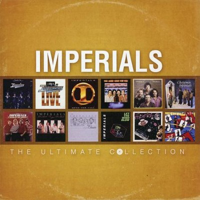 The Imperials: The Ultimate Collection   -     By: The Imperials