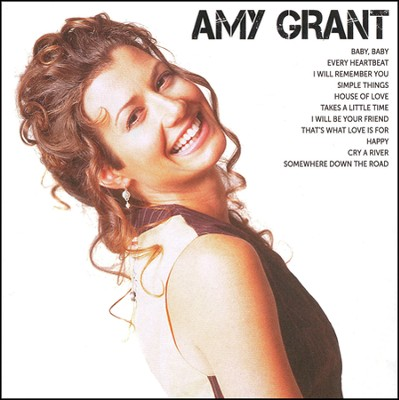 Icon: Amy Grant   -     By: Amy Grant