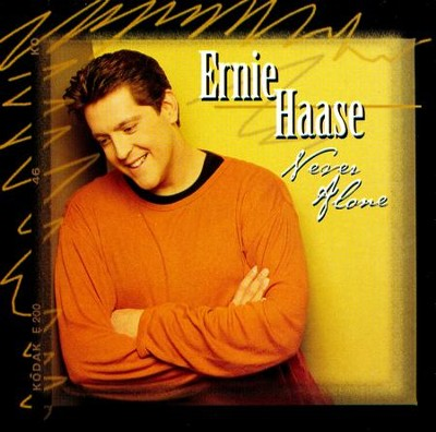 Never Alone CD   -     By: Ernie Haase
