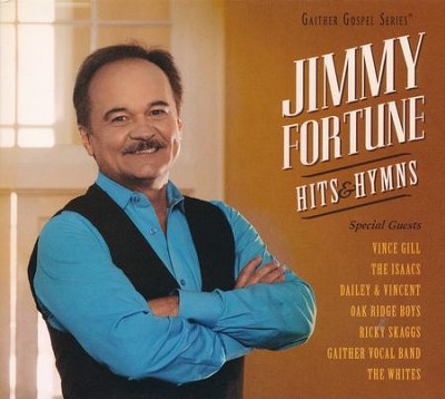 Hits & Hymns CD  -     By: Jimmy Fortune