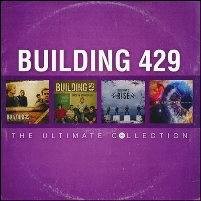 The Ultimate Collection, CD   -     By: Building 429