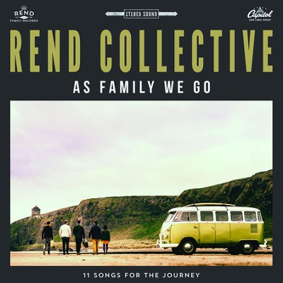 As Family We Go, Vinyl Deluxe Edition   -     By: Rend Collective
