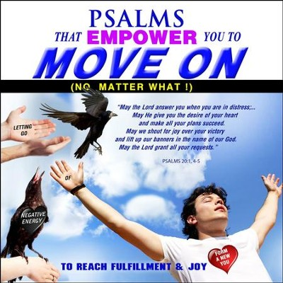 Psalms That Empower You to Move On, CD  -     By: David & The High Spirit