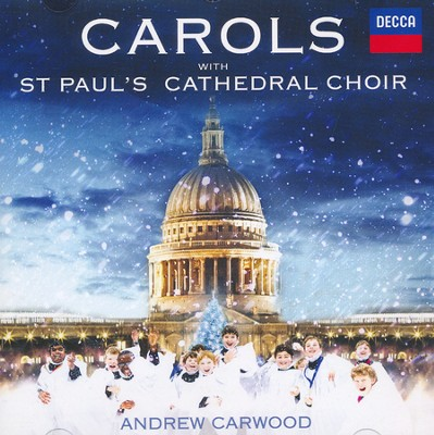 Carols with St. Paul's Cathedral Choir   -     By: St. Paul's Cathedral Choir