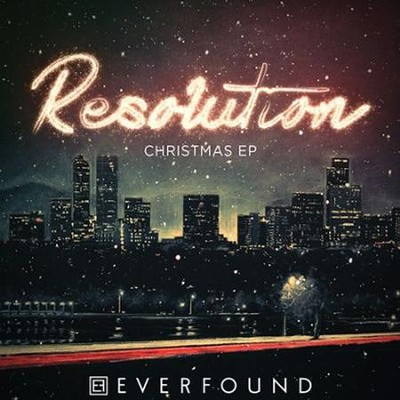 Resolution: Christmas EP CD  -     By: Everfound