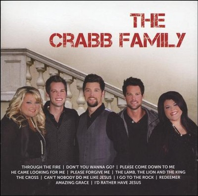 Icon: The Crabb Family   -     By: The Crabb Family