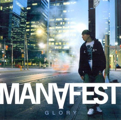 Glory CD   -     By: Manafest