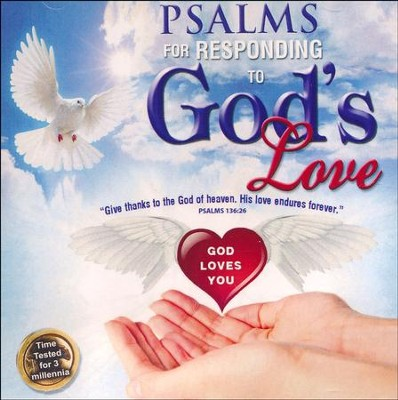 Psalms for Responding to God's Love, CD  -     By: David & The High Spirit