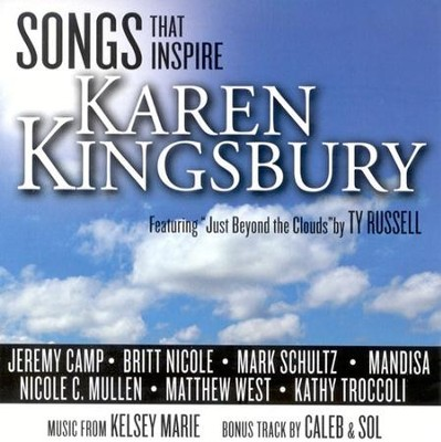 Songs That Inspire Karen Kingsbury CD   -     By: Various Artists