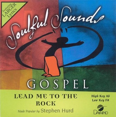 Lead Me To The Rock, Accompaniment CD   -     By: Stephen Hurd