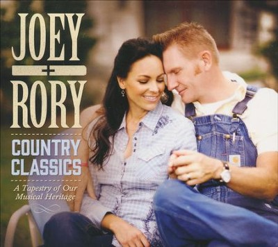 Country Classics: A Tapestry of our Musical Heritage CD  -     By: Joey+Rory