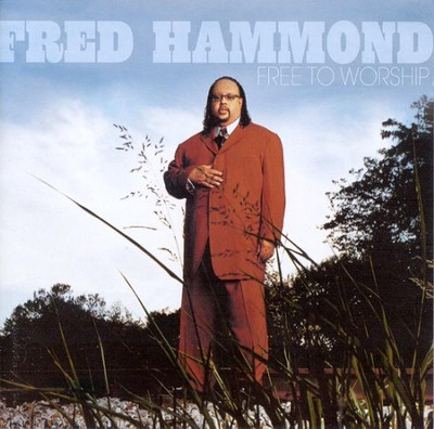 Free to Worship CD   -     By: Fred Hammond