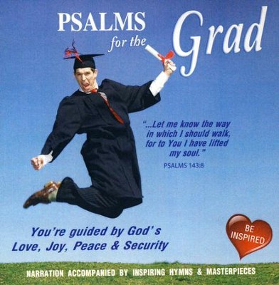 Psalms for the Grad Volume 1 CD   -     By: David & The High Spirit