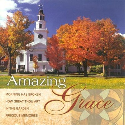 Amazing Grace CD   -
