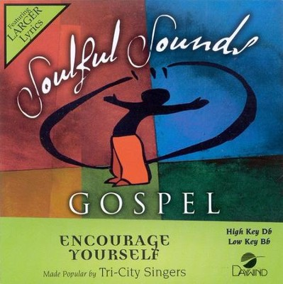 Encourage Yourself, Accompaniment CD   -     By: The Tri-City Singers