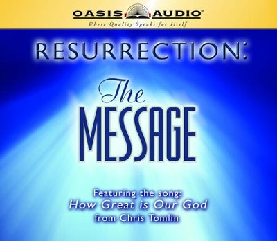 Resurrection: The Message - Unabridged Audiobook  [Download] -     Narrated By: Kelly Ryan Dolan     By: Eugene H. Peterson