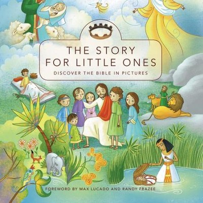 The Story for Little Ones Audiobook  [Download] -     Narrated By: Scott Brick     By: Josee Masse(ILLUS)     Illustrated By: Josee Masse