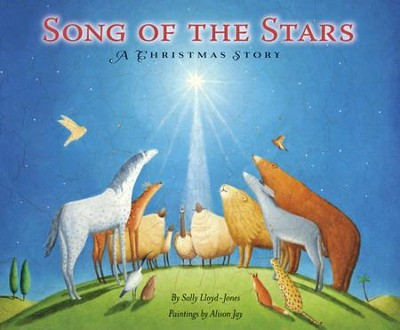 Song of the Stars: A Christmas Story Audiobook  [Download] -     By: Sally Lloyd-Jones