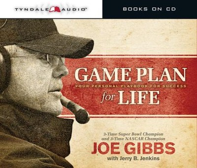 Game Plan for Life - Abridged Audiobook  [Download] -     By: Joe Gibbs