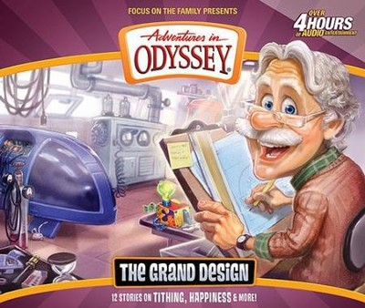 Adventures in Odyssey® 721: The Holy Hoopster   [Download] -     By: Adventures in Odyssey