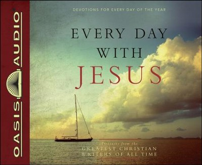 Every Day with Jesus: Treasures from the Greatest Christian Writers of All Time - Unabridged Audiobook  [Download] -     Narrated By: Wayne Shepherd     By: Wayne Shepherd(Narrator)