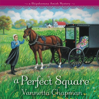 A Perfect Square Audiobook  [Download] -     By: Vannetta Chapman