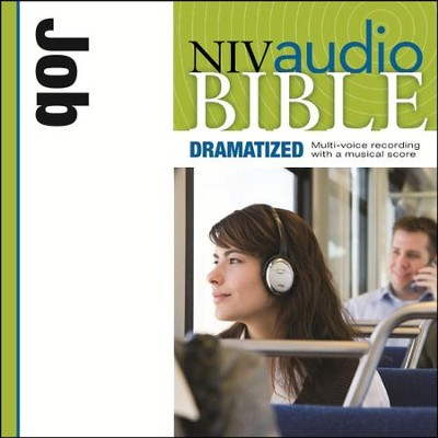 NIV Audio Bible, Dramatized: Job - Special edition Audiobook  [Download] -     By: Zondervan