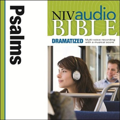 NIV Audio Bible, Dramatized: Psalms - Special edition Audiobook  [Download] -     By: Zondervan
