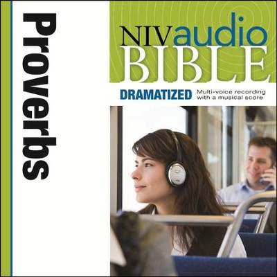 NIV Audio Bible, Dramatized: Proverbs - Special edition Audiobook  [Download] -     By: Zondervan