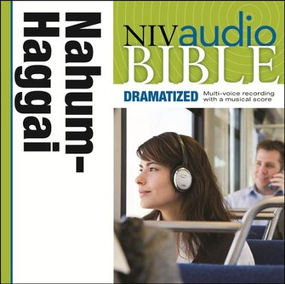 NIV Audio Bible, Dramatized: Nahum, Habakkuk, Zephaniah, and Haggai - Special edition Audiobook  [Download] -     By: Zondervan