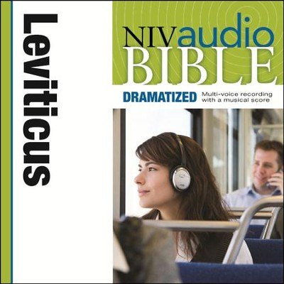 NIV Audio Bible, Dramatized: Leviticus - Special edition Audiobook  [Download] -     By: Zondervan