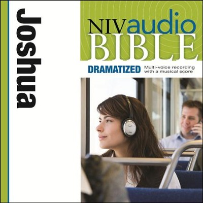 NIV Audio Bible, Dramatized: Joshua - Special edition Audiobook  [Download] -     By: Zondervan